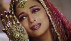 One of my favorite #makeup looks from the #indian or #bollywood movie, #Devdas.
