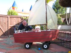 "Sail away on his private boat... ""Where the Wild Things Are"" 1st Birthday party"