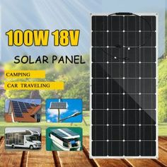 The Ultimate Overland Solar-Power Setup Best Boats, Solar Powered Lights, Boat Rental, Car Travel, Powerful Quotes, Solar Panels, Tall Cabinet Storage, Diy Solar, Campers