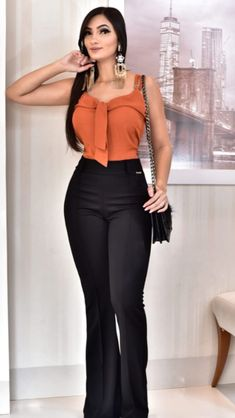 Classy Outfits, Sexy Outfits, Casual Outfits, Cute Outfits, Professional Dresses, Pants For Women, Clothes For Women, Dope Fashion, Summer Outfits Women