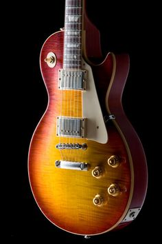 Gibson Les Paul Standard.