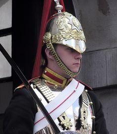 Guard of the Blues and Royals Regiment