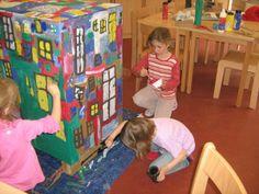 hundertwasser kindergarten projekt - Google Search