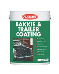 Plascon Bakkie & Trailer Coating is a hard-wearing waterbased coating for vehicle underbodies and working areas with Low Sheen Finish appearance. Wet Look, Working Area, Floors, Shell, Walls, Paint, Landscape, Create, Products