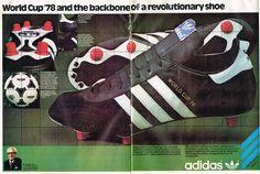 adidas World Cup 78 ad