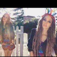 Lady dreads <3