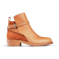 Acne Studios - Clover chestnut boots