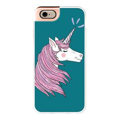 iPhone 6 Plus/6/5/5s/5c Metaluxe Case - Fantastical Unicorn (170 BRL) ❤ liked on Polyvore featuring accessories, tech accessories, iphone case, iphone cover case and apple iphone cases