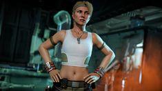 Video Game Ratings, Raiden Mortal Kombat, Sonya Blade, Final Fantasy Characters, Shadowrun, Street Fighter, Bra, Studios, Women
