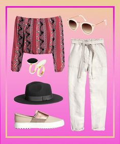 If you're headed to Barcelona for this month's Primavera Sound, there's not much we can say besides #blessed. But, if we put that envy aside for a hot second, it's clear one major question remains: What should you pack to simultaneously cover your...