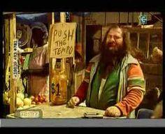 Fatboy Slim - Ya Mamma.  Most bizarre video I think I've ever seen ...but it made me laugh.