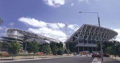 Stadion – Olympiastadion in Sydney, Australien | Projekte | Ancon