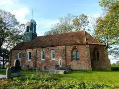 """Lees het verhaal: """"De oudste preekstoel van Nederland staat in Fransum"""""""