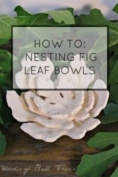 How to: Nesting Clay