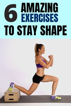 Here are 6 simple morning #exercises you can do at home. This exercise will help you #lose_weight, improve your metabolism, and strengthen your #muscles. It uses nearly every muscle in your body and prevents injury.
