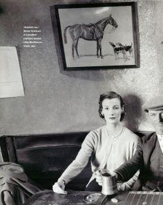 Hobnails Inn, Vogue 1951