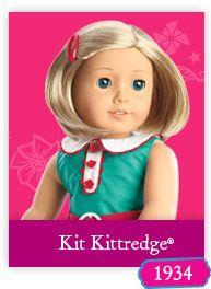 Kit Kittredge® 1934