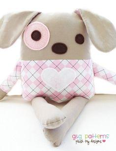Dog Sewing Pattern