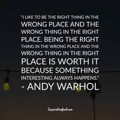 35 Unforgettable Andy Warhol Quotes and Philosophy In Life Andy Warhol Quotes, Cool Words, Philosophy, Wisdom, Positivity, Notes, Shit Happens, Writing, Sayings