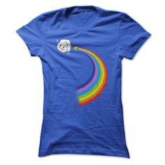 How Rainbows Are Made - Funny Cloud T Shirt T Shirt, Hoodie, Sweatshirt