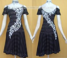 latin competition dance apparels for competition,big size latin dance dresses:LD