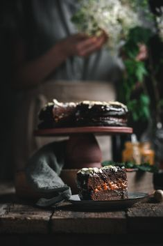 Cake Photography, Doughnuts, Deserts, Food And Drink, Baking, Chocolate Cakes, Gluten Free, Basket, Recipes