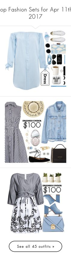 """Top Fashion Sets for Apr 11th, 2017"" by polyvore ❤ liked on Polyvore featuring Converse, Natasha, Too Faced Cosmetics, Casetify, PhunkeeTree, Lacoste, Etiquette, MANGO, Izabel London and Givenchy"