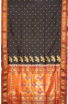 Navlaee Paithani | Manufacturer of Traditional Paithani Saree | Real Paithani         Saree India | Online Store of Paithani Saree