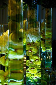 Immersion ou encore tombé dans les pommes / L'Estérel Asparagus, Aquarium, Vegetables, Food, Candles, Aquarius, Meal, Fish Tank, Essen