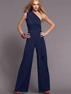 vestidos elegantes con pantalon - Buscar con Google