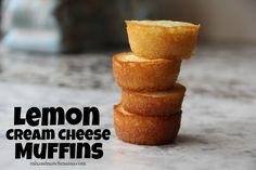 Mix and Match Mama: Lemon Cream Cheese Muffins