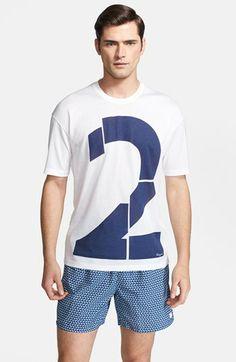 Salvatore Ferragamo 'Number 2' Crewneck T-Shirt   Nordstrom