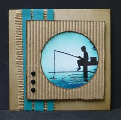 SC444 A Summer Pastime by hobbydujour - Cards and Paper Crafts at Splitcoaststampers