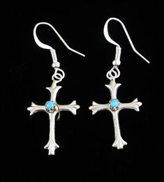 Womens Symbol of Faith Sterling Silver Pendant and Earrings Logos Trading Post Jewelry Radiant Cross Set