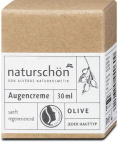 Očný krém od Alverde Naturschön je vhodný pre každý typ pleti. Jeho prírodné zloženie z olív sa intenzívne stará o jemnú pleť v okolí oči. Citlivé očné okolie bude vyživené a regenerované. Pre mladý a svieži vzhľad. Container, Karlsruhe, Organic Beauty, Face