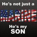 Marine Mom -)