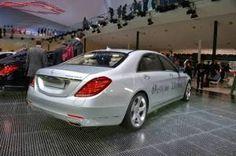 Mercedes-Benz S500 PHEV at the Frankfurt Motor Show