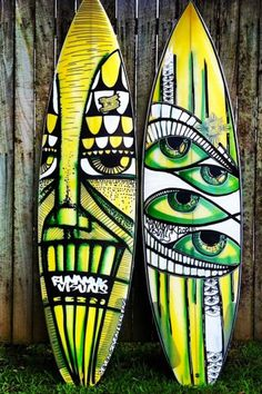 Love the colors! #surf #board #surfboard