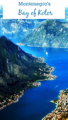 A day in Lonely Planet's #1 destination for 2016 - Montenegro's Bay of Kotor Day
