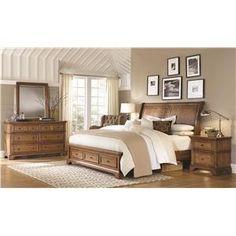 Aspenhome Alder Creek California King Bedroom Group 1 - I09 CK Bedroom Group 1