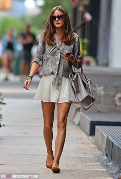 Celeb Fashion: Some of Olivia Palermo's best street style outfits | The Luxe Lookbook