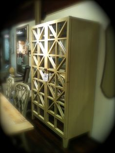 Armoire by~Hickory Chair company at O.P. Jenkins Furniture Store and Design