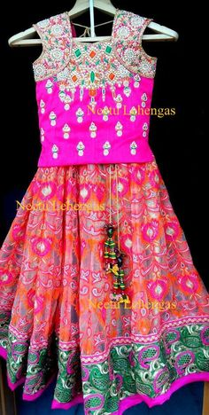 To order a similar dress for ur baby doll plz mail ur queries at neetulehangas@gmail.com.. whats app @ 8184889999.. with attached dress pic n ur baby age.. Thanq 27 August 2016