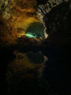Cueva de los Verdes, Lanzarote. Cesar Manrique