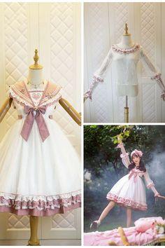 Sailor Fashion, Lolita Fashion, Angelic Pretty, Lolita Dress, Aphrodite, Gothic Lolita, Unique Fashion, Style Me, Jumper