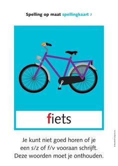 TOM2 SP spellingkaarten Kids Learning, Spelling, Homeschool, Education, Homework, Dutch, Vocabulary, Dyslexia, Dutch Language