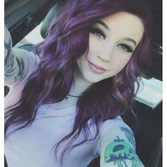 pinterest // princesslucy24 pretty but im never dyeing my hair again