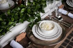 Oak & Linden Styling and Flowers Sydney Polo Barn shot by Nerrida McMurray