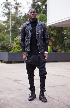 Street style masculino SPFW - Dia 3