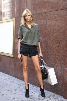 easy, comfortable style